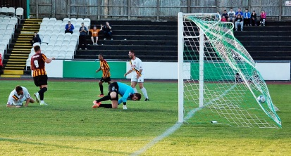 Achille Campion Scores First Goal