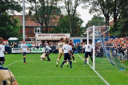 Leeds First Goal