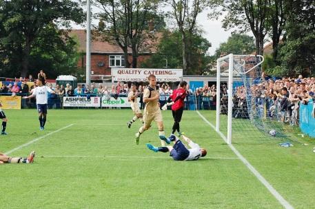 Leeds Score Second Goal