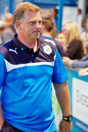 Mark Robins (Huddersfield Manager)