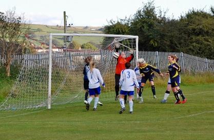Ilkley Score First Goal