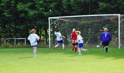 Skipton Score Third Goal