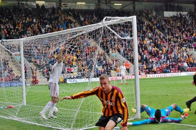 Gary Liddle's Goal Disallowed