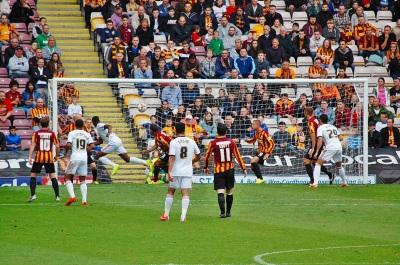 Swindon Town First Goal
