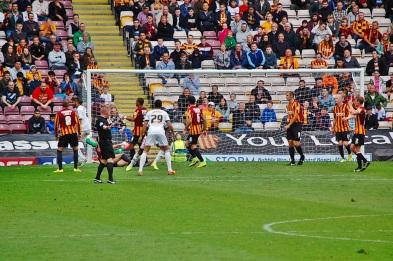 Swindon Town Score Second Goal