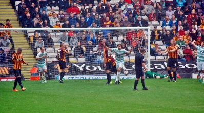 Yeovil Score Second Goal