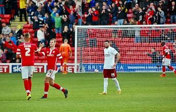 Barnsley Third Goal