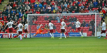 Rory McArdle Own Goal