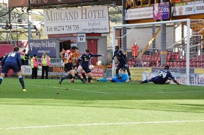 Rory McArdle put Ball Over Bar