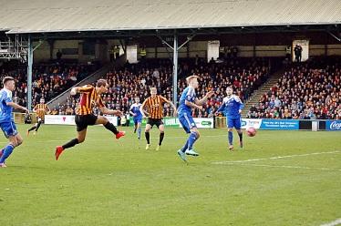 Filipe Morais Scores Bradford Second