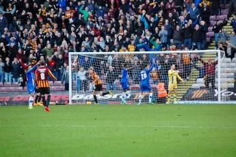 John Stead's Goal Disallowed 1