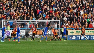 Lois Maynard Scores Halifax Goal
