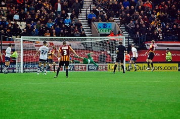 Mark Yeates Scores Bradford Winner