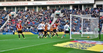 Rory McArdle Scores First Goal