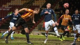 James Hanson Goal