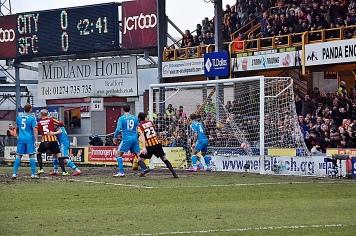 Bradford City First Goal