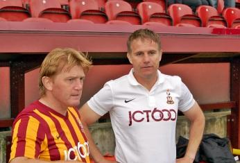 Stuart McCall & Phil Parkinson