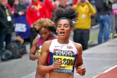 Ashleigh Nelson (Team GB)
