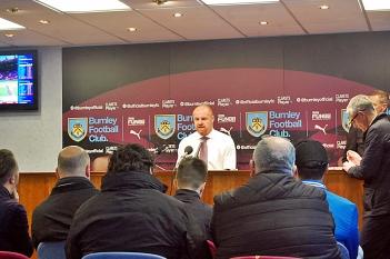 Sean Dyche Press Conference