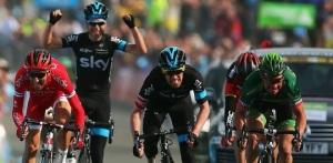 Tour of Yorkshire finish