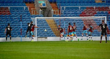 James Hanson Header Cleared Off Line