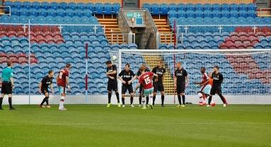 Matthew Taylor Scores Second Goal