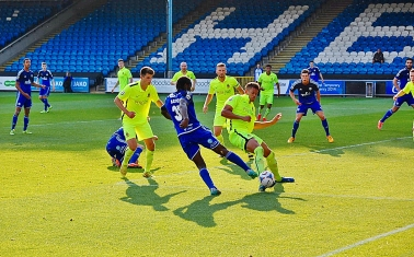 FC Halifax awarded Penalty