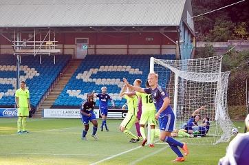 FC Halifax Score Second Goal