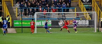 Halifax Third Goal