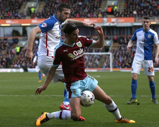 Burnley v Blackburn Rovers - Sky Bet Championship - Turf Moor