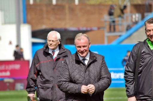 Steve Evans (Leeds Manager)