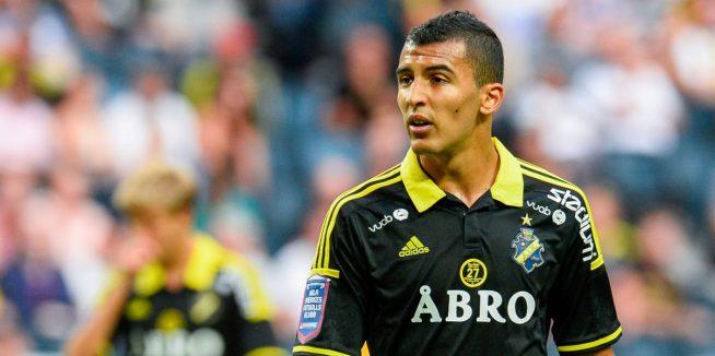 AIK v Gefle IF Swedish Allsvenskan League