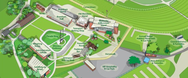 wetherby-racecourse-map