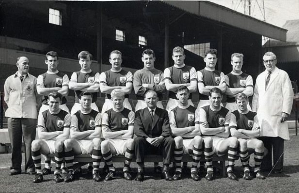 Burnley Squad