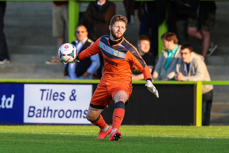 Forest Green Rovers v Cardiff City Pre-Season Friendly 15/07/2015.