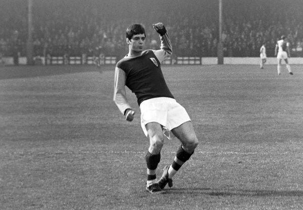 Willie Morgan - Burnley